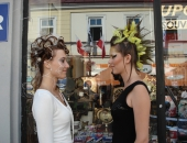 Galeria Pokaz fryzur i makijaży - Święto na Pańskiej 24.06.2007r